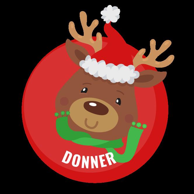 Donner-btn