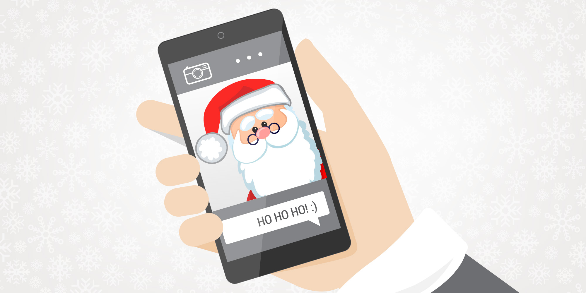Want To Call Or Text Santa For Real?